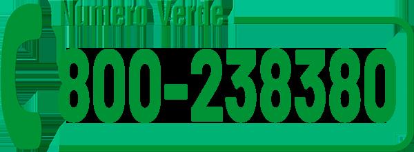 Numero verde 800238380