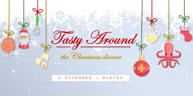 Tasty Around The Christmas Dinner