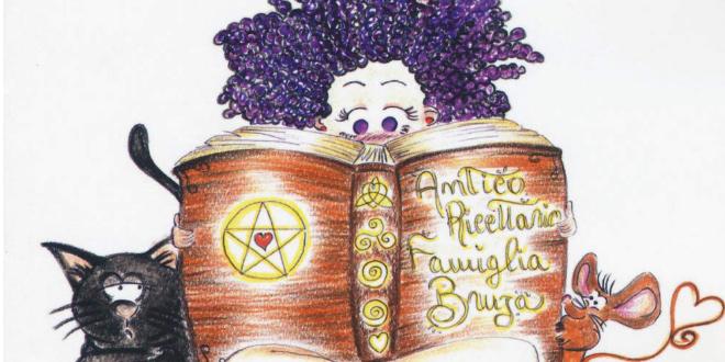"""Incontro e presentazione del libro """"Mirtilla Bruja, La piccola pasticceria di Magie"""" di Veronica Calvo"""